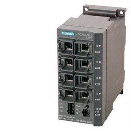 IK SIMATICNET - 6GK5108-0BA00-2AA3