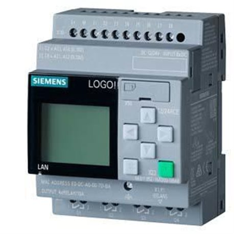 6ED1052-1MD00-0BA8 - stlogo-módulo lógico logo