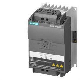 6SL3201-2AD20-8VA0 - SINAMICS V20 Variadores de frecuencia SINAMICS V20