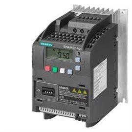 6SL3210-5BB12-5AV0 - SINAMICS V20 Variadores de frecuencia SINAMICS V20