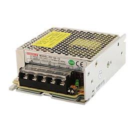 Enclosed panel 50W, 12V power supply