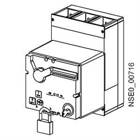 3VL9600-3MJ00 - sentron-3vl-interruptores automáticos de caja moldeada