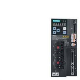 6SL3210-5FE11-0UA0 - sinamics v90 input: 3ac 380-480v -15%/+10% 38a 45-66hz output: 0-input v 30a 0-330hz protection: ip20 motor