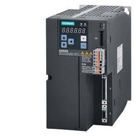 6SL3210-5FE12-0UA0 - sinamics v90 input: 3ac 380-480v -15%/+10% 98a 45-66hz output: 0-input v 78a 0-330hz protection: ip20 motor