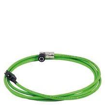6FX3002-2DB10-1AD0 - cable de senal confeccionado 6fx3002-2db10 para abs encoder in s-1fl6 hi 3x2x022+2x2x025 motion-connect 300