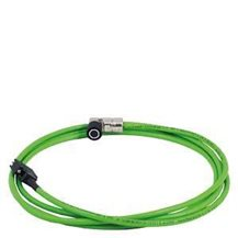 6SL3260-4NA00-1VB0 - setpoint cable preassembled-for connection to -sinamics v90 with controller 50x008 dmax137mm length(m) 1m