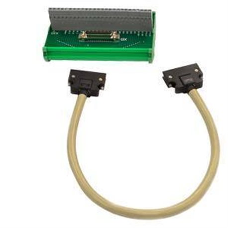 6SL3260-4NA00-1VA5 - sinamics v90-setpoint cable preassembled with connection -cable length0,5m and terminal block