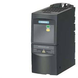 6SE6420-2AB13-7AA1 - micromaster-variadores de frecuencia universales para tecn de accionamientos