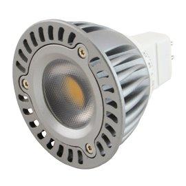 Dicroica LED 12V 5W blanco cálido