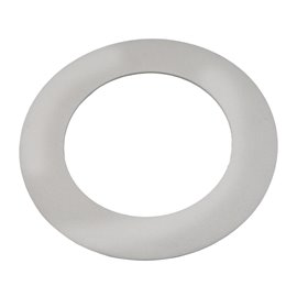 Downlight LED plata Ø115mm blanco día