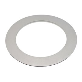 Downlight LED plata Ø165mm blanco día
