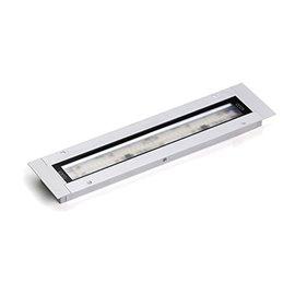 Luminaria LED empotrar 13W 1400Lm 24Vdc