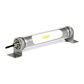 Luminaria LED tubular 12W 1440Lm 24Vdc IP68