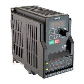 Variador V/F 1CV/0.75 Kw, entrada II 220Vac/salida III 220Vac, PNP