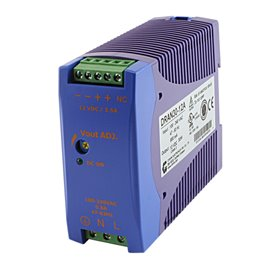 Fuente de alimentación monofásica carril DIN 30W,24V