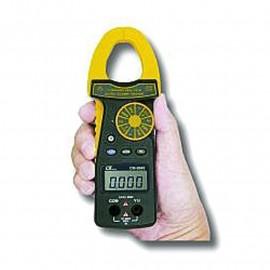 Pinza amperimétrica digital AC/DC 600A