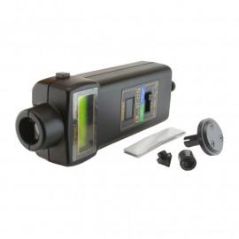 Tacómetro digital óptico y por contacto