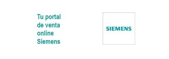 siemens online sales portal